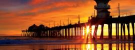 Huntington Beach Sunset aka Why I don't work overtime