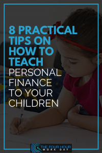 8 Practical Tips on How to Teach Personal Finance to Your Children