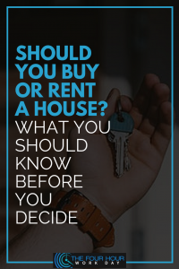 Should you buy or rent a house? What you should know before you decide
